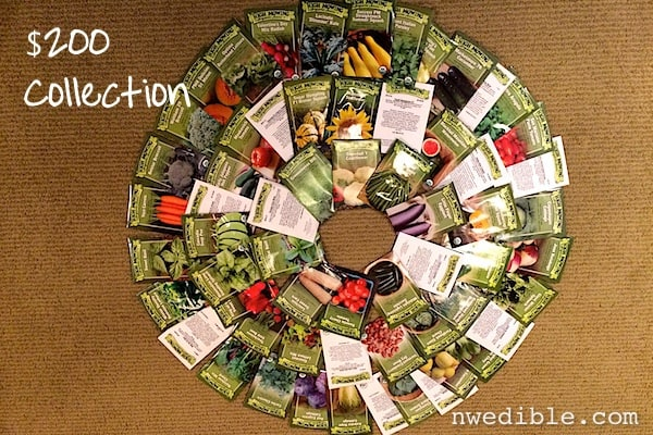 Very Simple Seed Selection