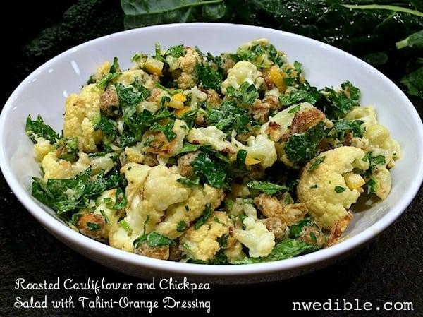 Cauliflower Salad
