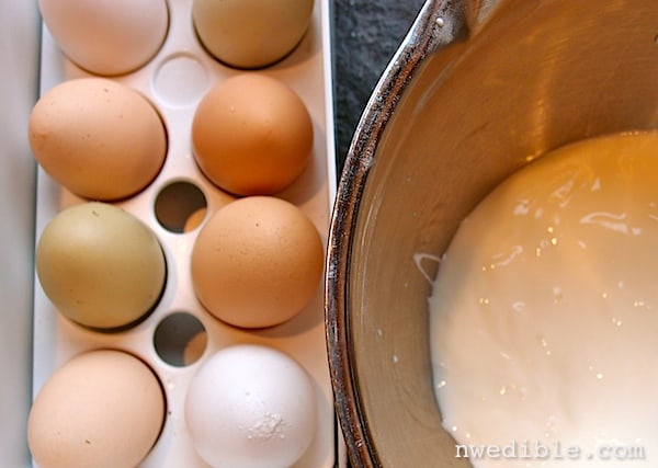 Baking with Eggs