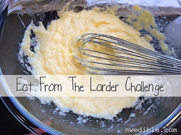 Eat From The Larder Challenge