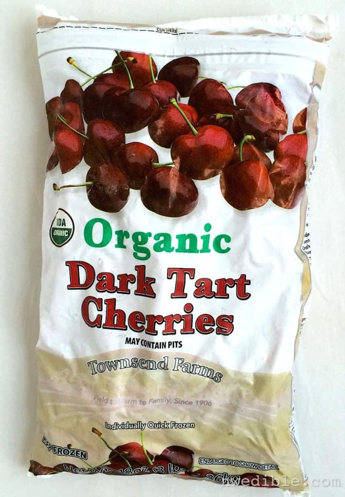 Tart Cherries Costco