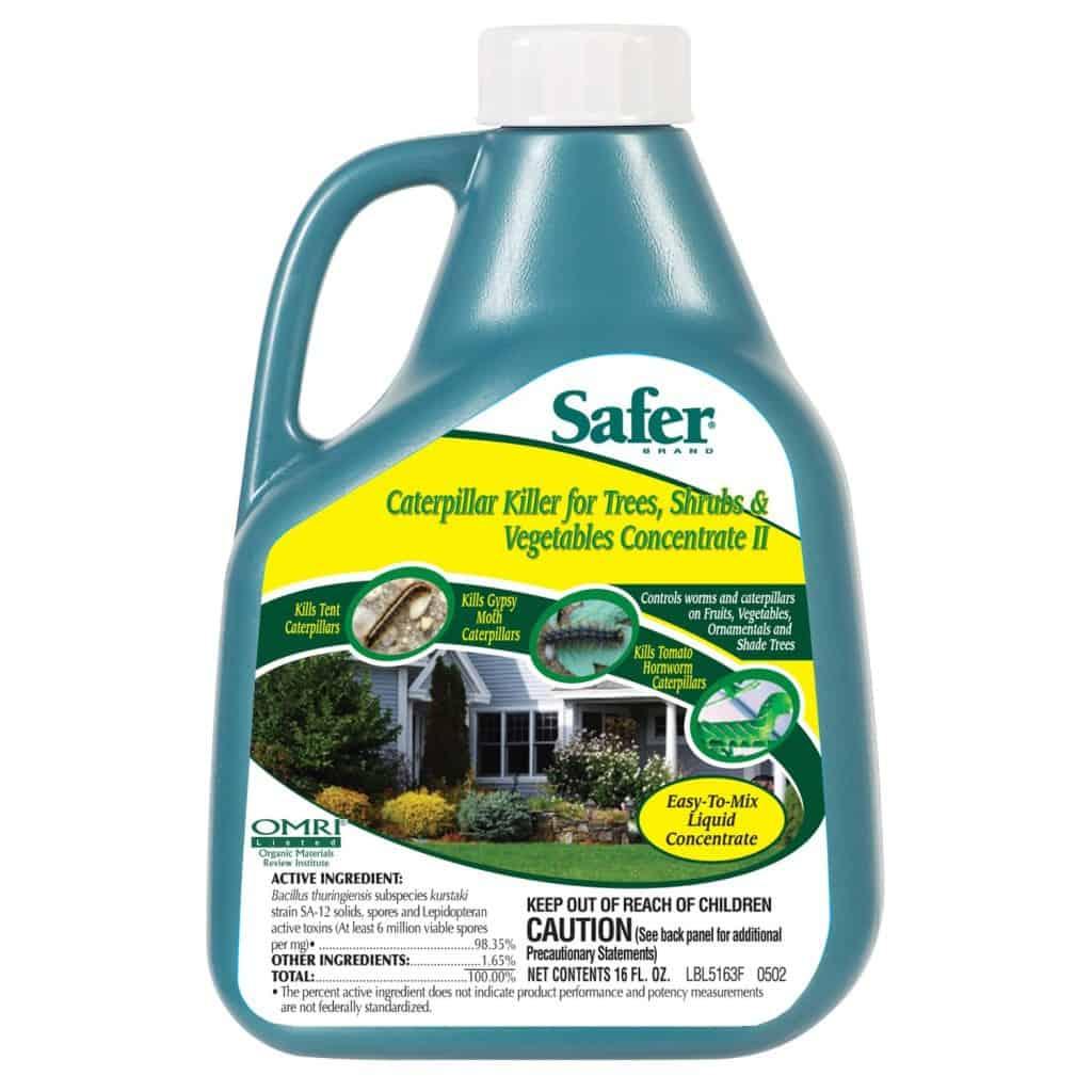 Safer BT Spray