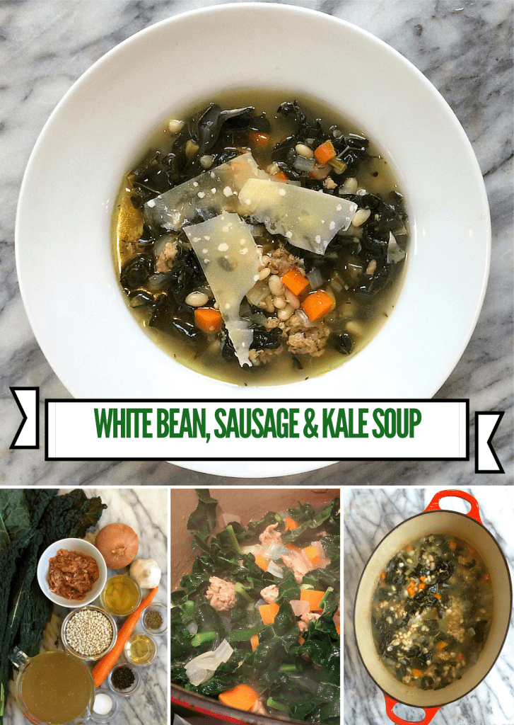 white-bean-sausage-kale-soup-pinterest