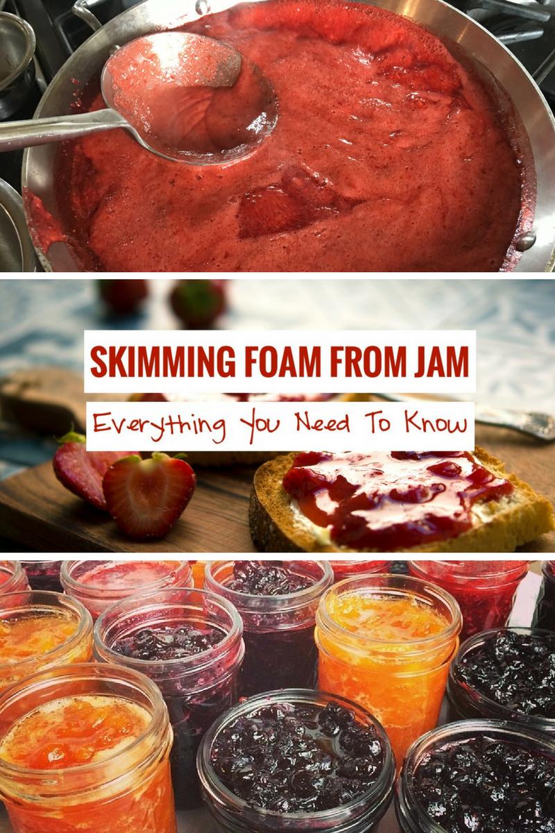 Jam Foam Pin