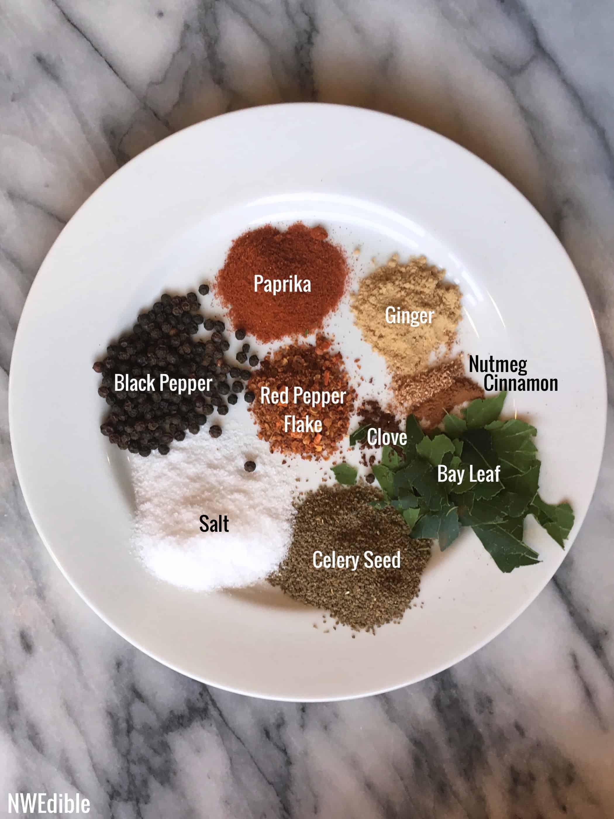 DIY Old Bay Seasoning Spices