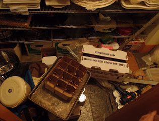 A Pantry Unburied