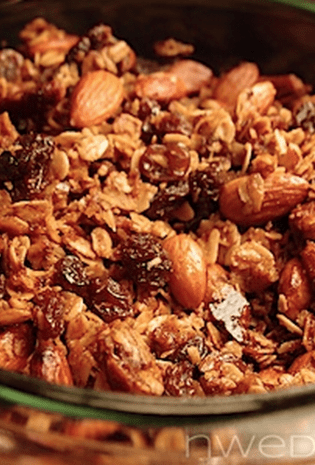 Honey, Nut and Raisin Granola: A Litmus Test For Beekeeping