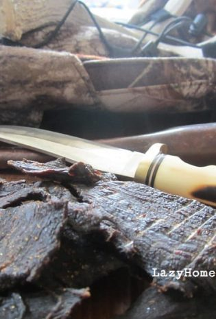 How To Make Jerky At Home with Venison or Elk