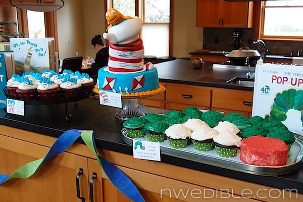 Throwing A Childrens Book Themed Baby Shower Northwest Edible Life