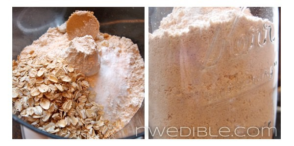 Whole Wheat Waffle Mix Guide 1