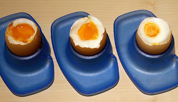 Egg Doneness