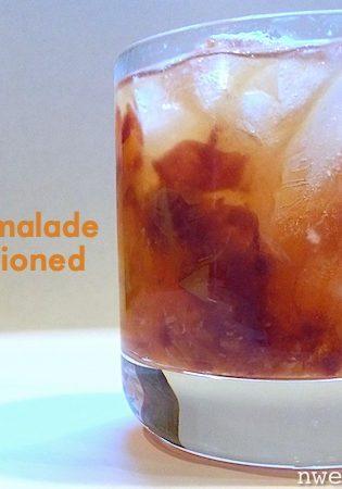 The Marmalade Old Fashioned