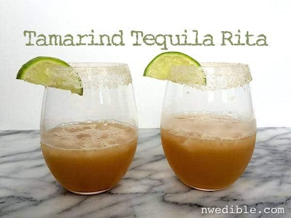 Tamarind Tequila Rita
