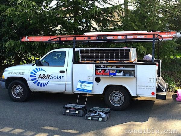 Solar in Seattle