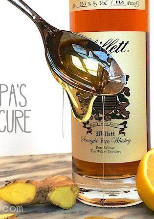 Grandpa's Cold Cure Cocktail
