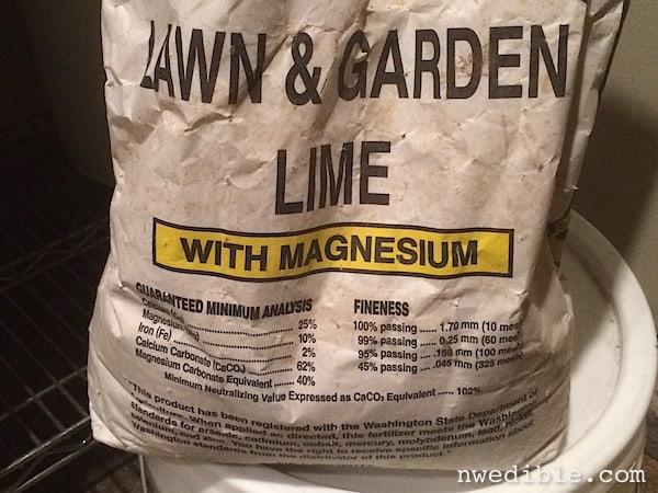 Garden Lime