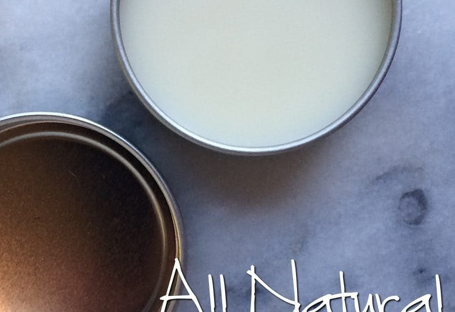 how to make edible lip balm without beeswax