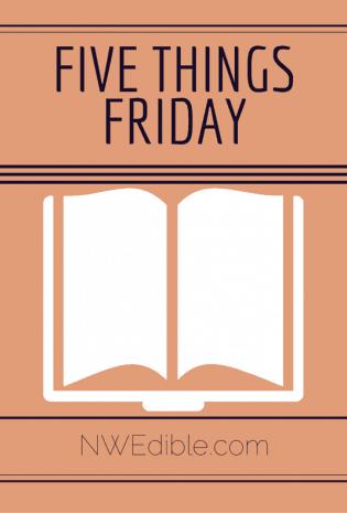 5 Things Friday: 5/19/17
