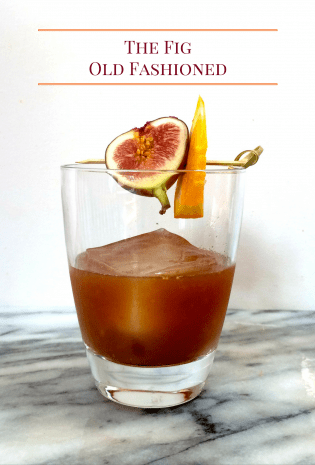 The Fig Old Fashioned