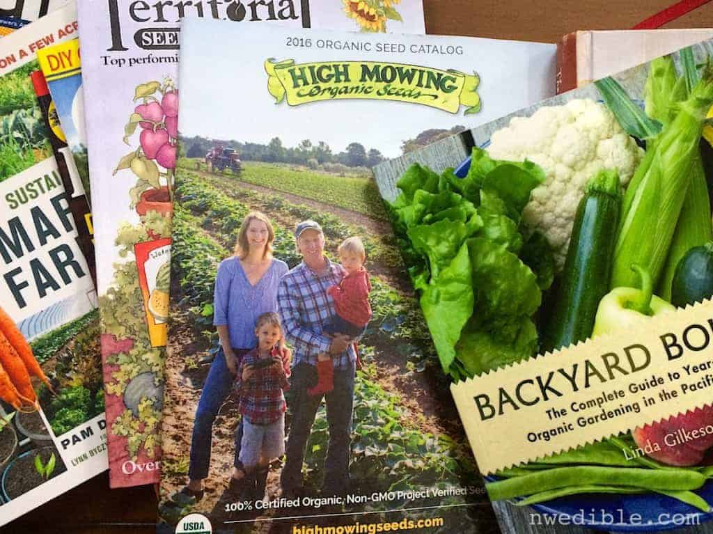 2016 Seed Catalogs