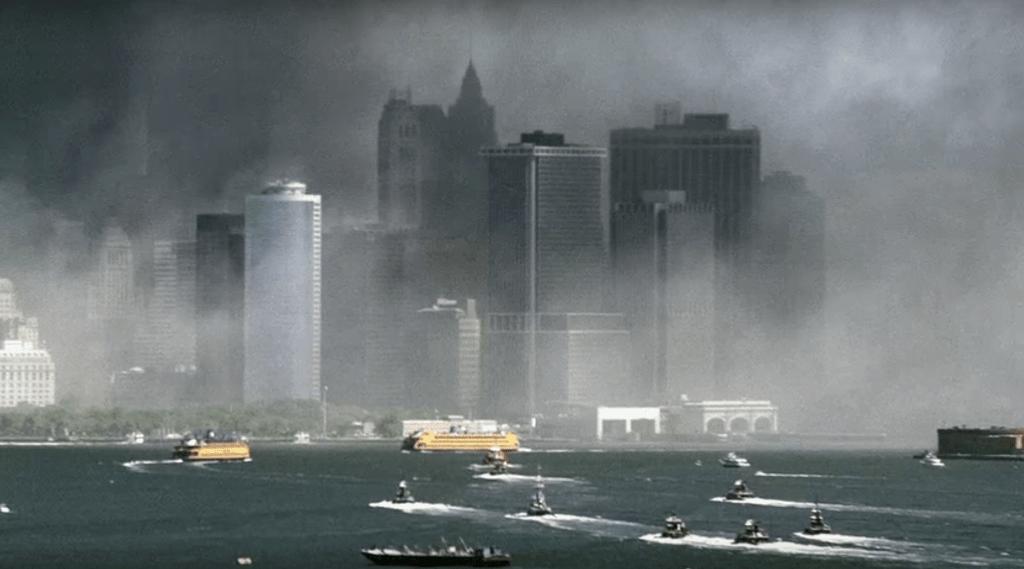 9-11 Boatlift