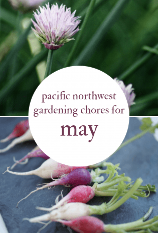 May Gardening Chores For The Pacific Northwest